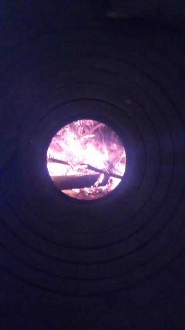 Il crepitare del fuoco