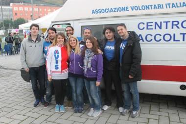 Il Primo Torneo di calcetto AVIS Giovani Liguria